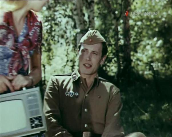 Лето рядового Дедова [1971, комедия]
