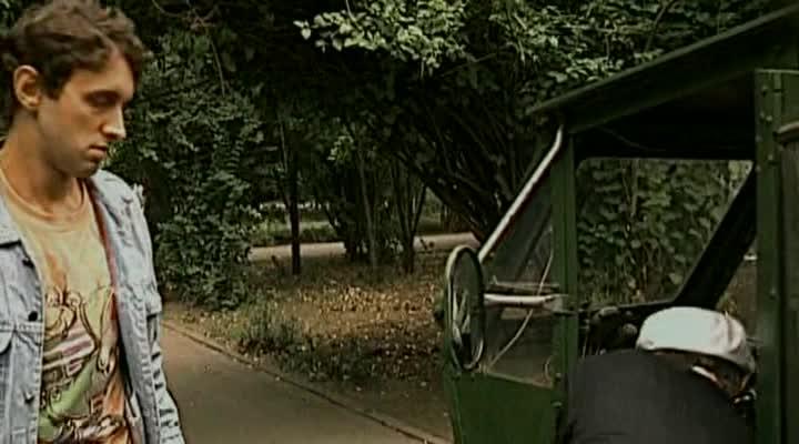 Ростов-Папа. 8-я серия [2000, драма, мелодрама, комедия]