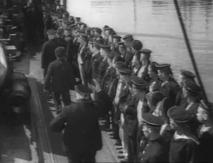 Балтийцы [1937, драма, военный]