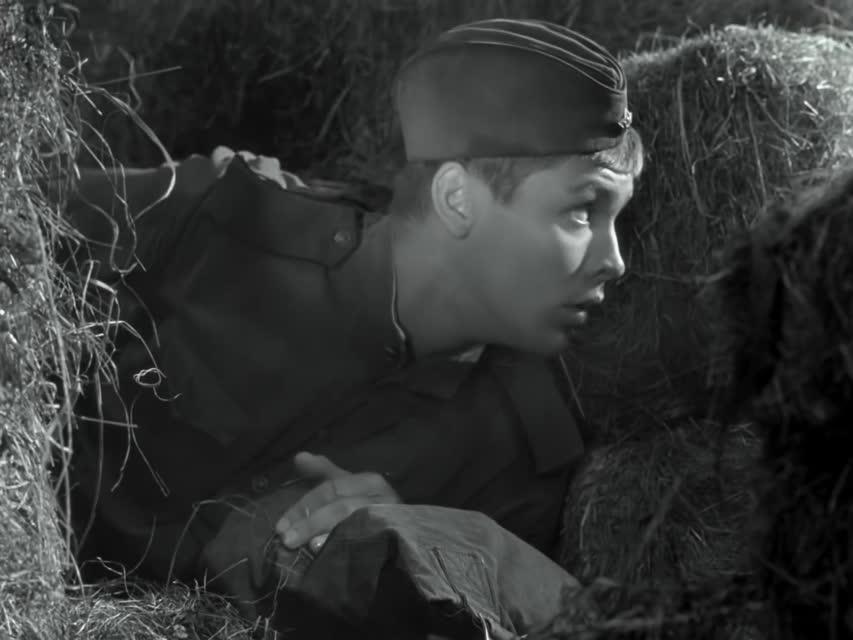 Баллада о солдате [1959, драма]