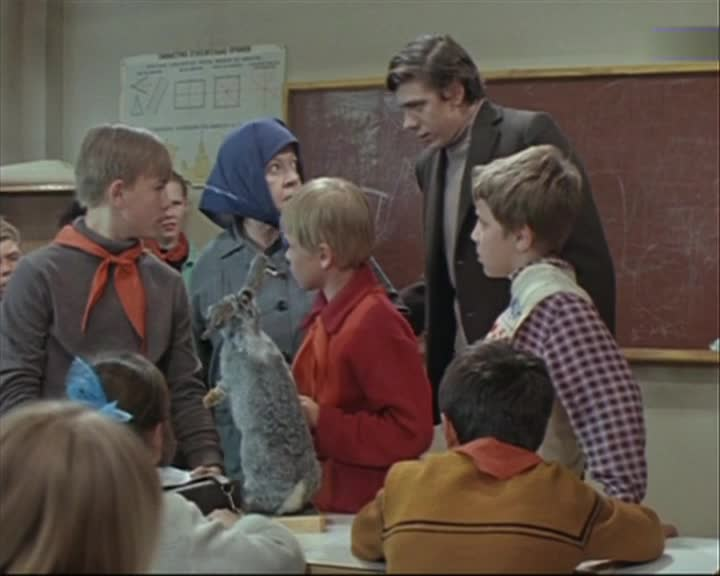 Аварийное положение [1973, семейный, приключения]