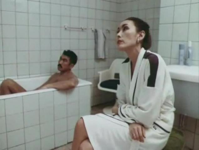 Влюблённая рыбка [1989, драма]