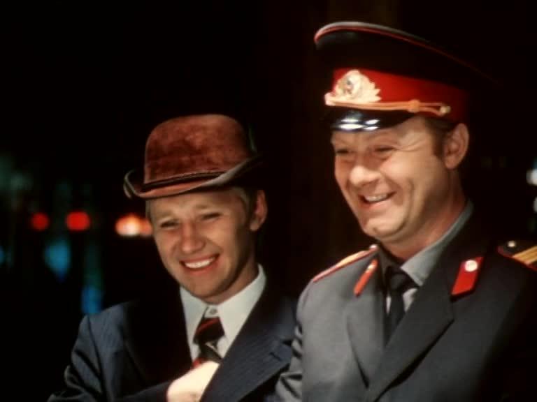 Три дня в Москве. 1-я серия [1974, комедия]