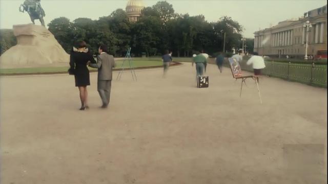 7 дней с русской красавицей (киноверсия) [1991, комедия]