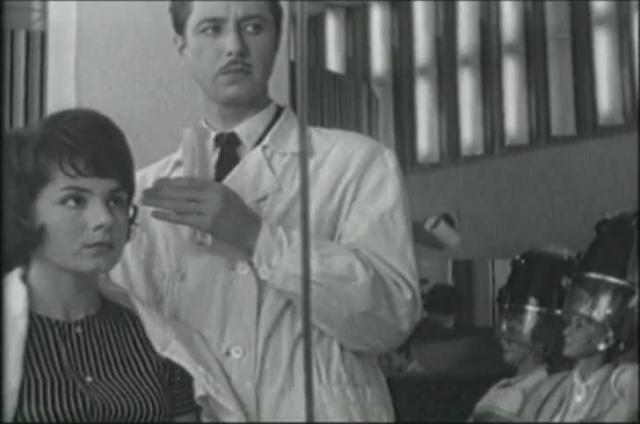 Утренние поезда [1963, мелодрама]