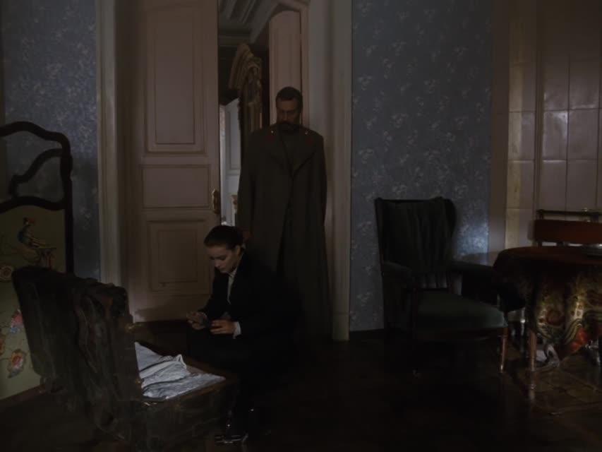 Цареубийца [1991, драма]