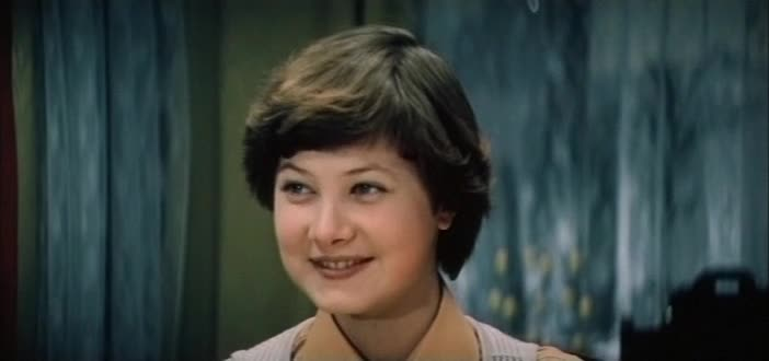 Взрослый сын [1979, мелодрама]