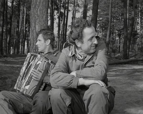 """Четыре танкиста и собака. 13 серия """"Пари со смертью"""" [1966-1970, военный]"""