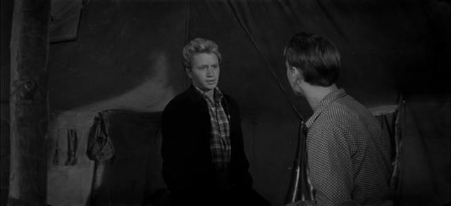 Алёшкина любовь [1960, драма, мелодрама, комедия]
