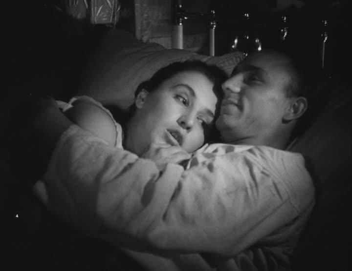 Чужая родня [1955, драма, мелодрама]