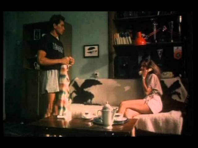 Экстрасенс [1992, фантастика, приключения]