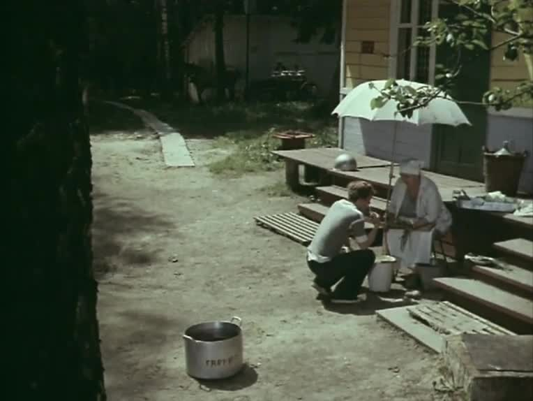 Завтрак на траве. 1-я серия [1979, музыкальная комедия]