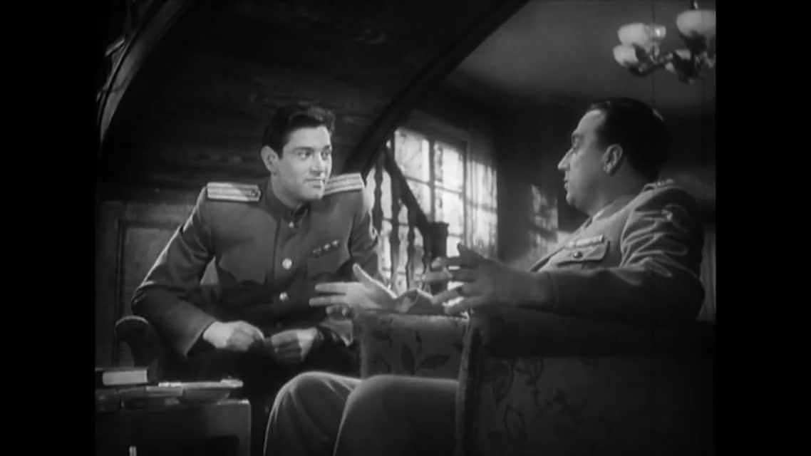 Встреча на Эльбе [1949, военный]