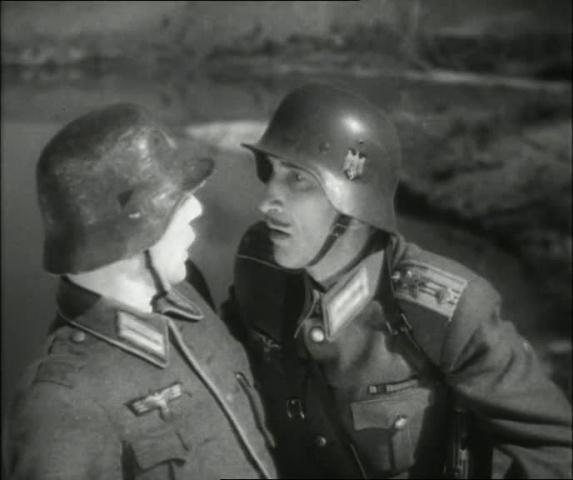 Антоша Рыбкин [1942, короткометражка, комедия, военный]