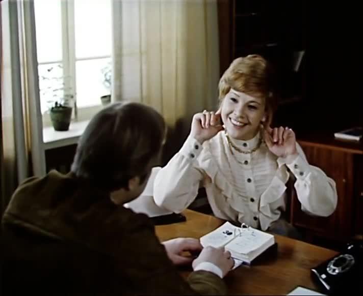 Нежданно - негаданно [1982, комедия]