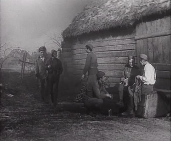 Годен к нестроевой [1968, комедия]