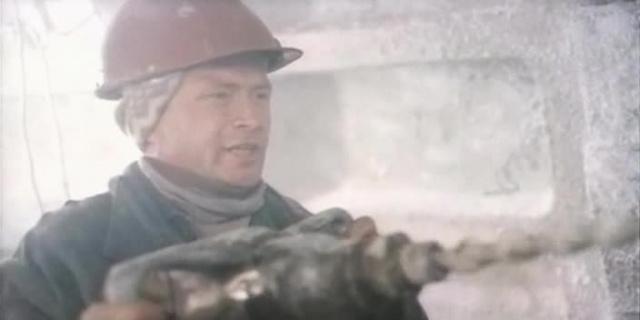 Прорыв [1986, драма, фильм-катастрофа]