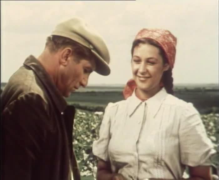 Щедрое лето [1950, комедия]