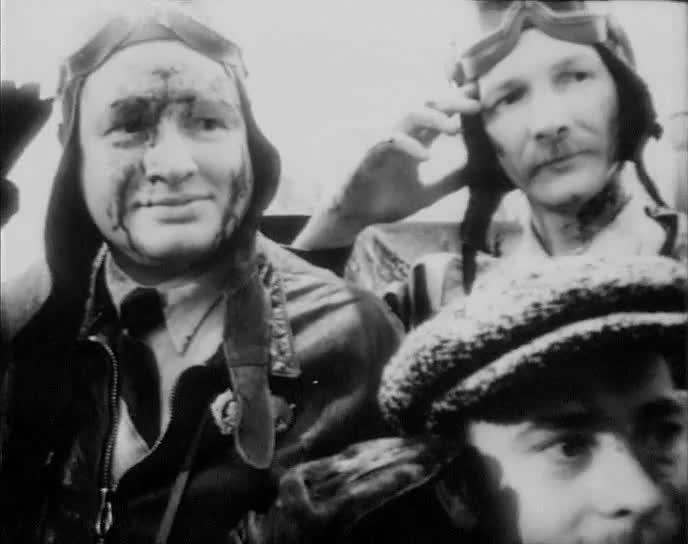 Переход товарища Чкалова через Северный полюс [1990, эксцентрическая комедия]
