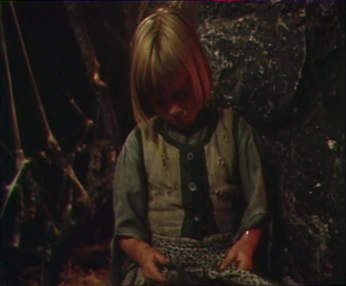 Чертёнок / Бука / Nukitsamees [1981, детский, мюзикл, сказка]