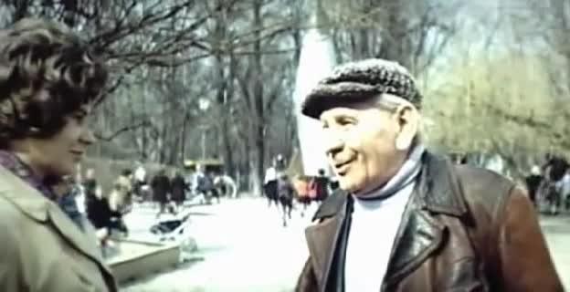 Дед левого крайнего / Дід лівого крайнього [1973, драма, мелодрама]