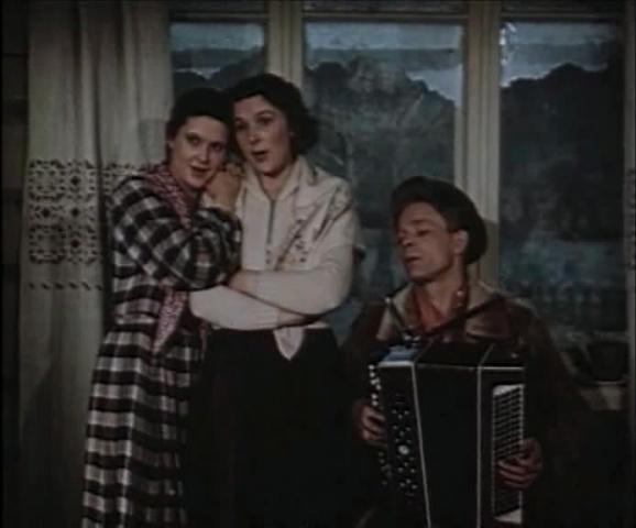 Свадьба с приданым [1953, лирическая комедия]