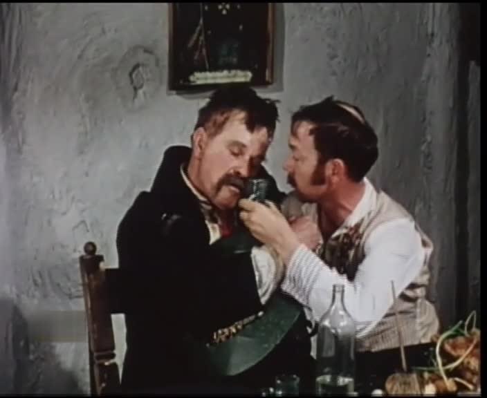 Весёлые Жабокричи [1971, комедия, водевиль]