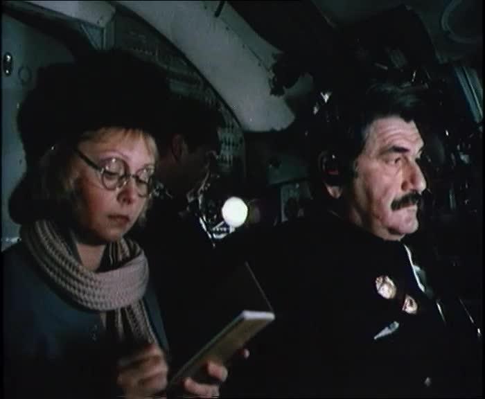 Корабль пришельцев [1985, исторический, фантастика]