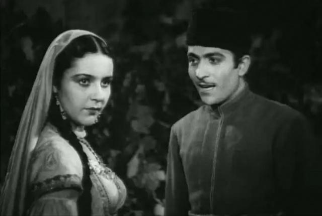 Аршин мал алан / Arşın Mal Alan [1945, музыкальная комедия]