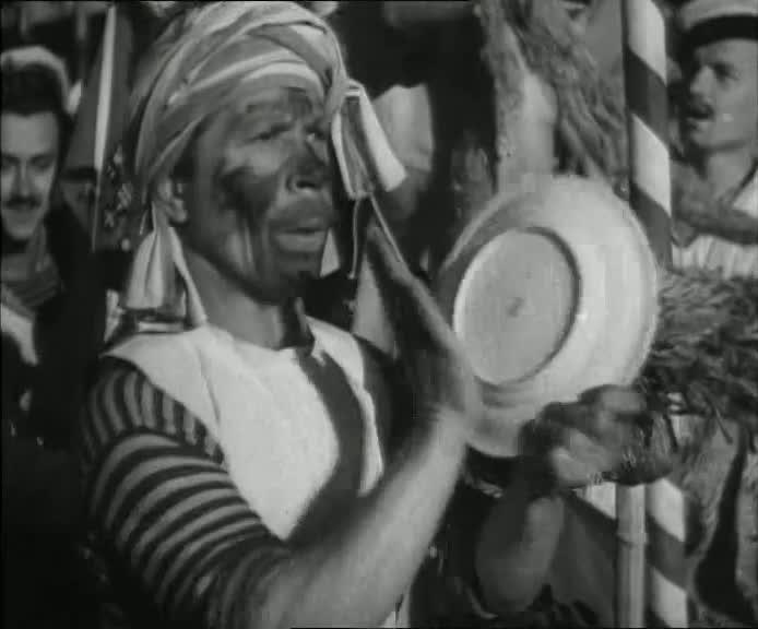 В дальнем плавании [1945, приключения]