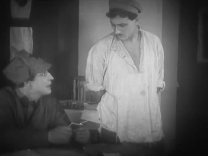 Ванька и «Мститель» [1928, детский, приключения]