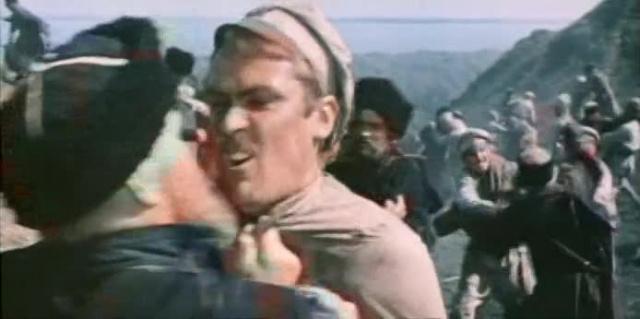 Железный поток [1967, драма, исторический, экранизация]