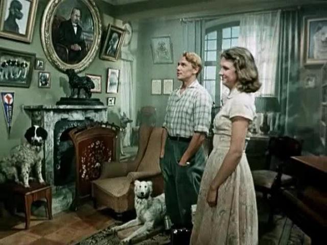 Первое свидание [1960, мелодрама]