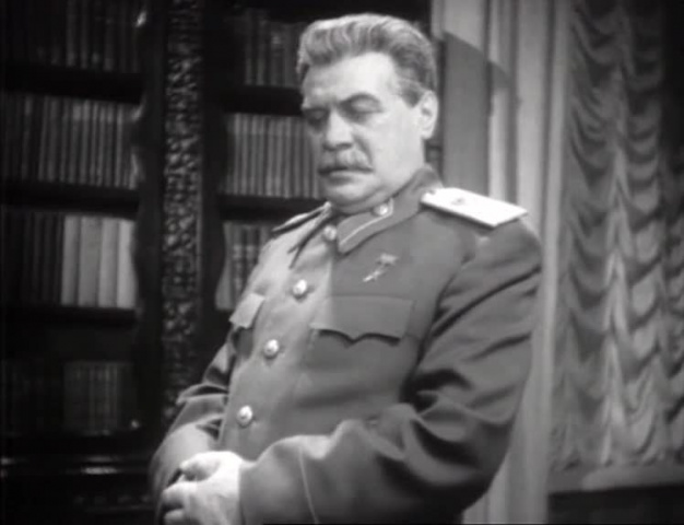 Третий удар [1948, военный]