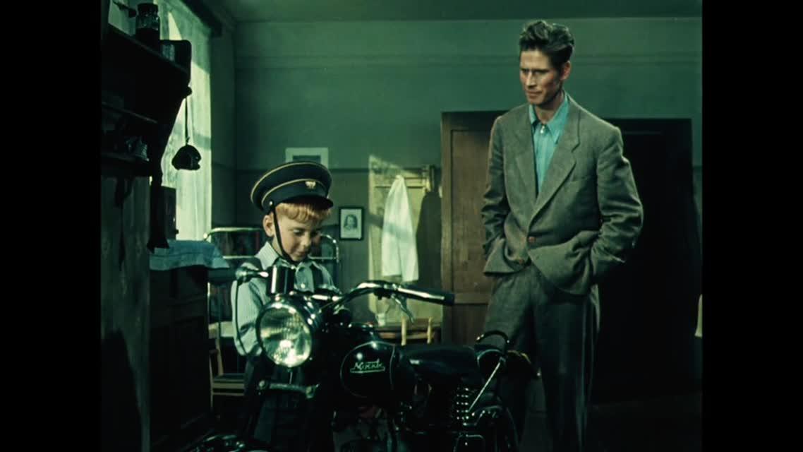 Дело Румянцева [1955, драма, детектив]