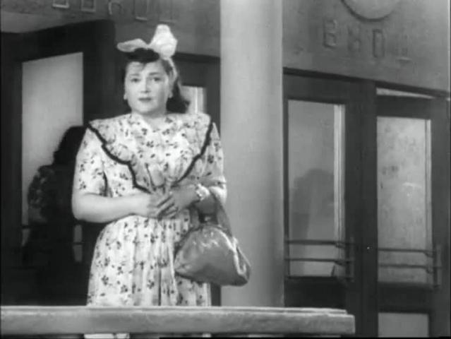 Счастливый рейс [1949, комедия]