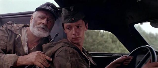 Дачная поездка сержанта Цыбули [1979, военный фильм, комедия, приключения]