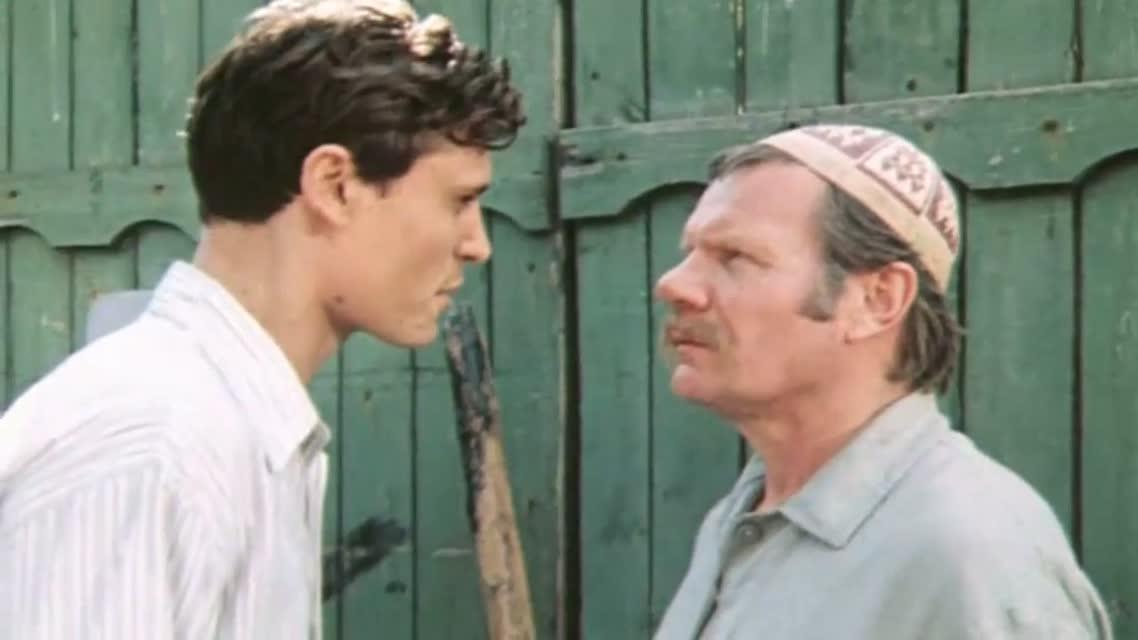 Два капитана. 3 серия «Катин отец» [1976, мелодрама, приключения]