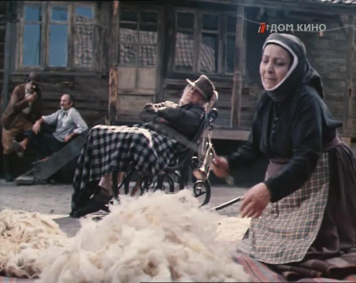 В горах моё сердце [1967, драма]