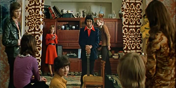 Розыгрыш [1976, драма]