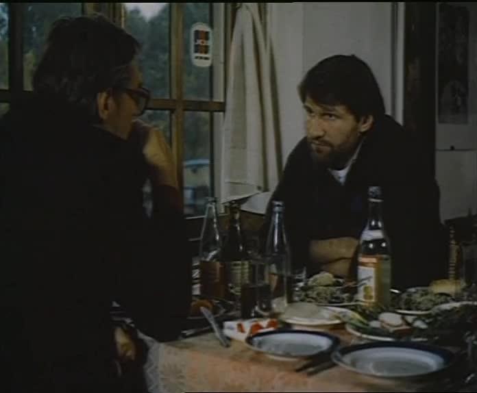 Вербовщик [1991, остросюжетный детектив]