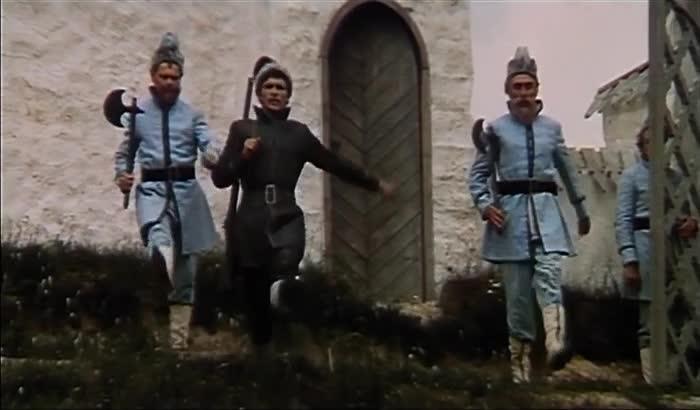 Иван да Марья [1974, сказка, комедия, семейный]