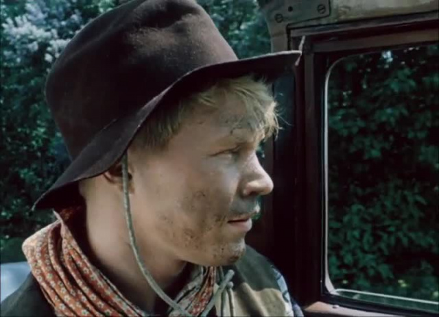 Джек Восьмеркин — «американец». 1 - 2 серии [1986, комедия]