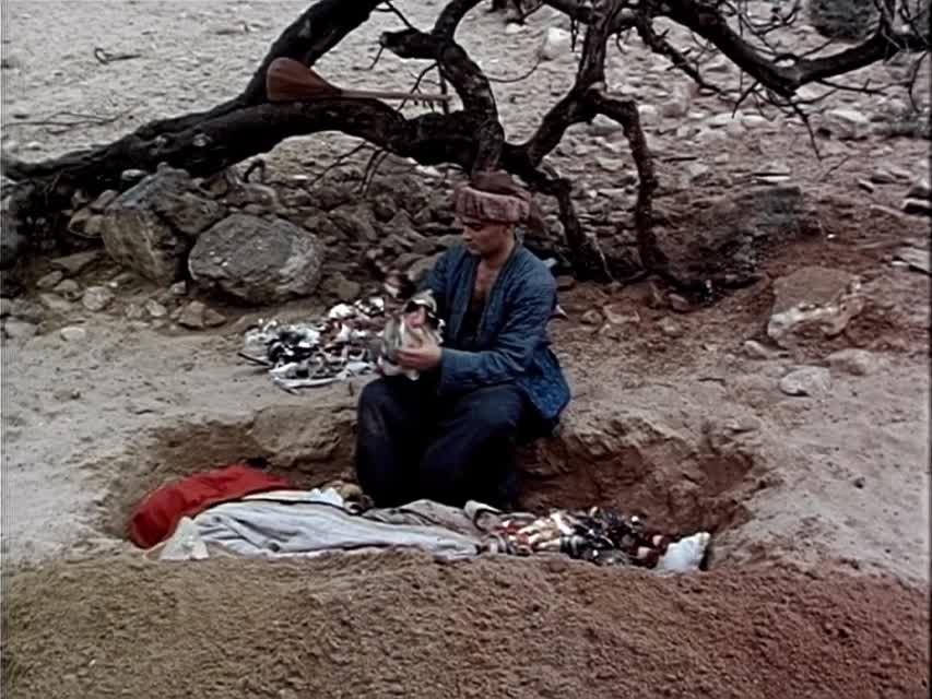 Ашик-Кериб / აშიკ-ქერიბი [1988, сказка, экранизация]