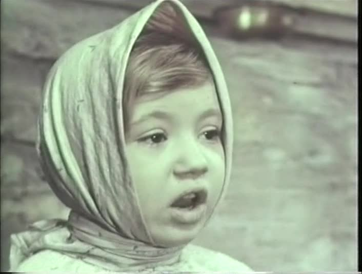 Анютина дорога [1968, детский, драма, приключения]