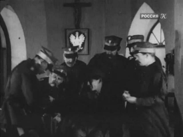 Карьера Спирьки Шпандыря [1926, комедия]