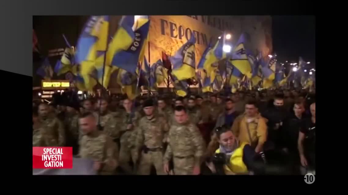 Украина. Маски революции (Эфир 01.02.2016) / Ukraine. Les masques de la revolution (Paul Moreira)