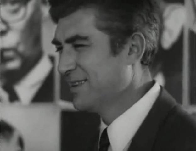 Вашингтонский корреспондент, 1-я серия [1972, политический памфлет]