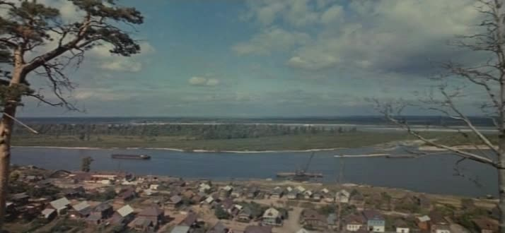 Русское поле [1971, драма]
