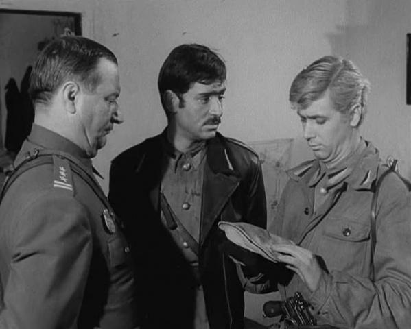 """Четыре танкиста и собака. 12 серия """"Форт Ольгерд"""" [1966-1970, военный]"""